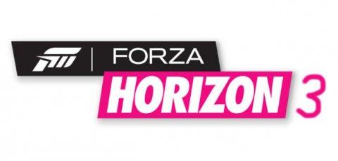 forza horizon 3 logo