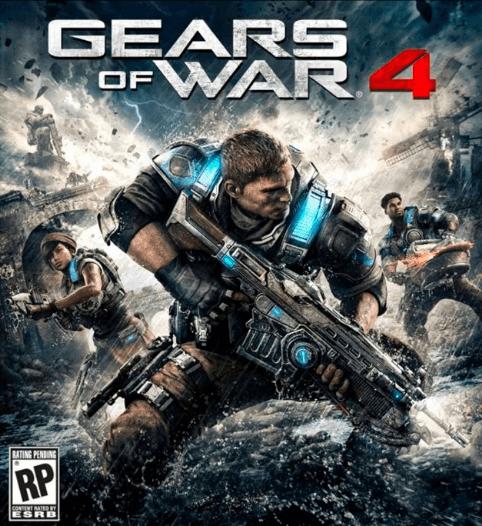 Gears of war 4 crack