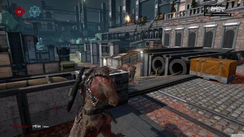 Gears of war 4 download free