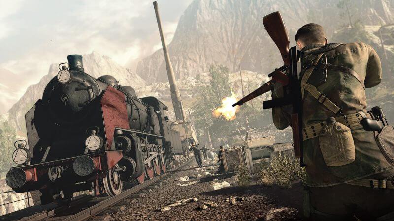 Sniper Elite 4 download free