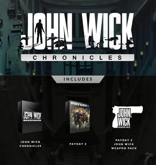John Wick Chronicles crack