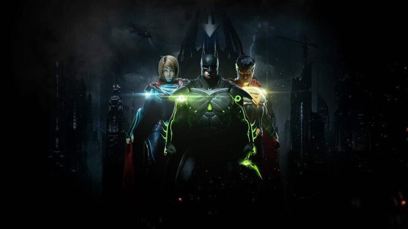 Injustice 2 download free