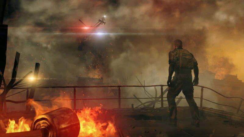 Metal Gear Survive download pc