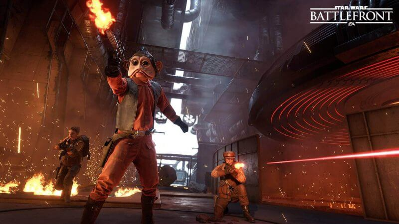 Star Wars Battlefront 2 download pc