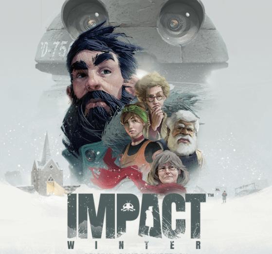 Impact Winter crack