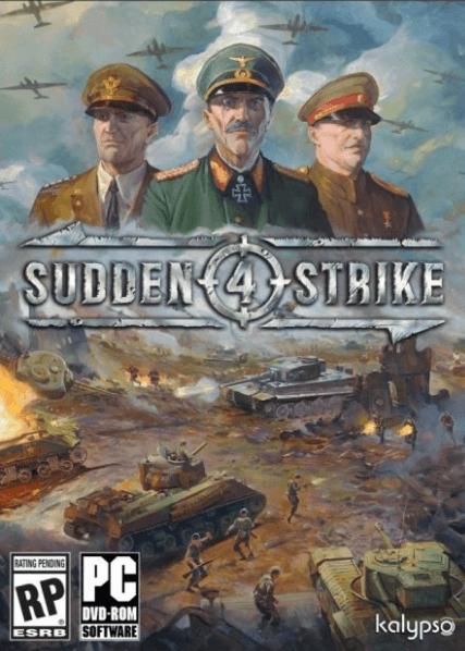 Sudden Strike 4 crack