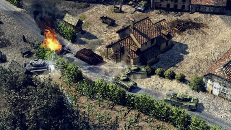 Sudden Strike 4 download free