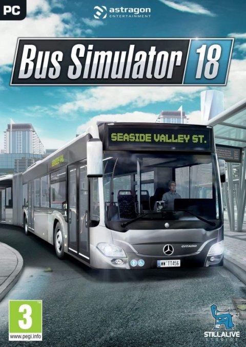 Bus Simulator 18 crack download featured image
