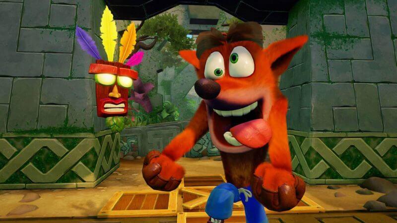 Crash Bandicoot N. Sane Trilogy download torrent free