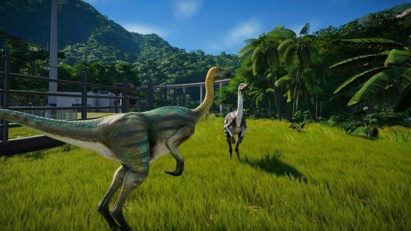 Jurassic World Evolution download torrent free
