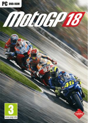 MotoGP 18 crack download featured image