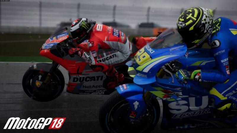 MotoGP 18 download torrent free