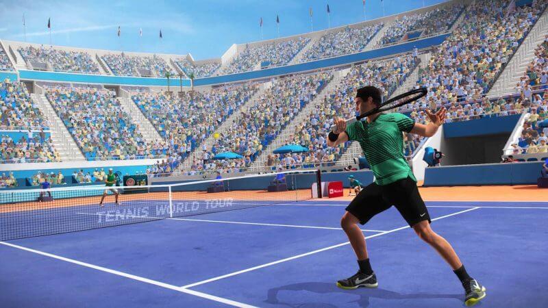 Tennis World Tour download torrent free