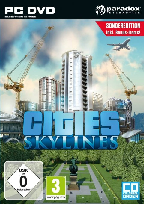 Cities Skylines download crack featured image