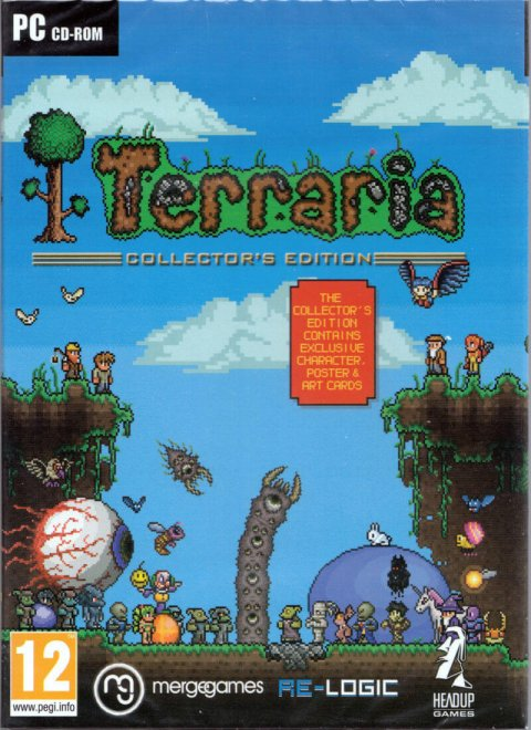 Terraria download crack featured image