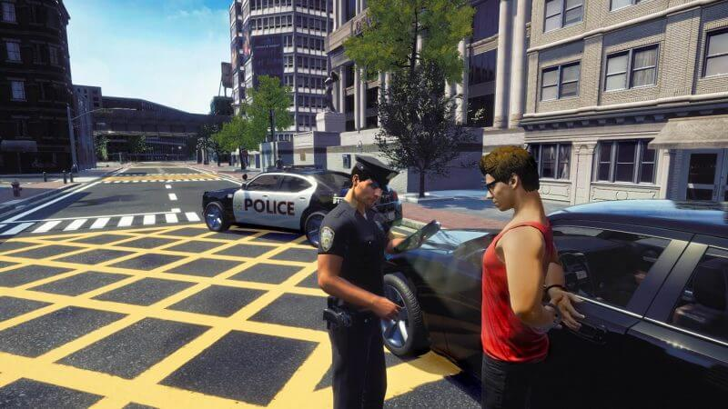 Police Simulator 18 download torrent free