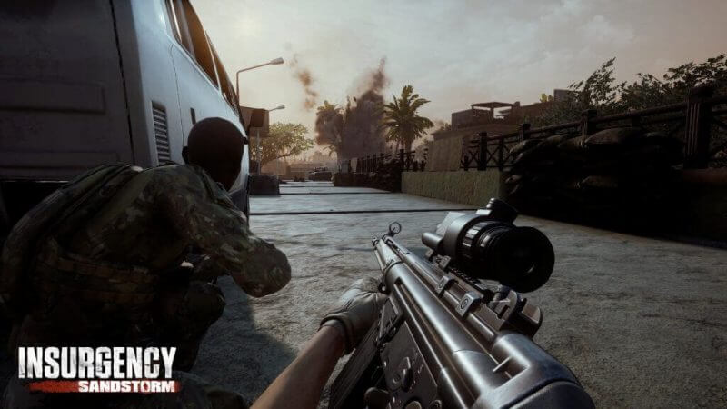 Insurgency Sandstorm download torrent free