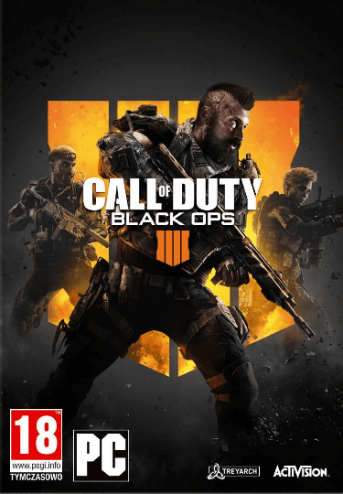 Call of Duty Black Ops 4 Download PC + Crack - SKY OF GAMES