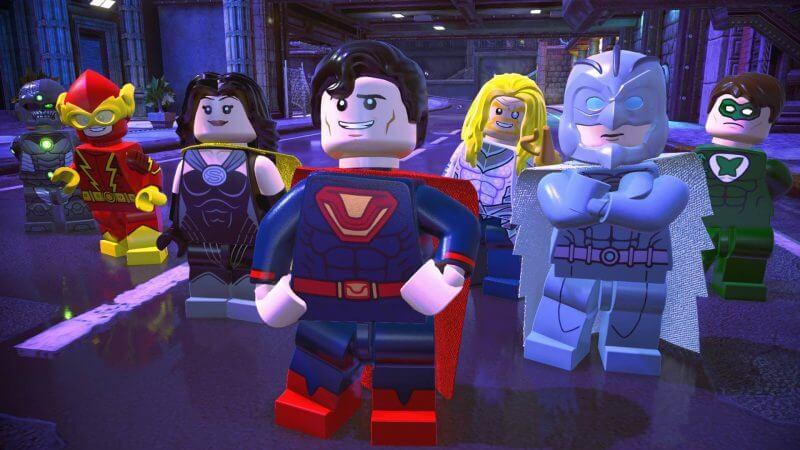 Lego DC Super-Villains download torrent free