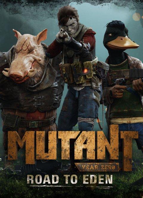 Mutant Year Zero Road to Eden download crack featured image