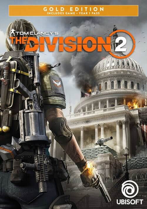 Tom Clancy's The Division 2 download crack featured image