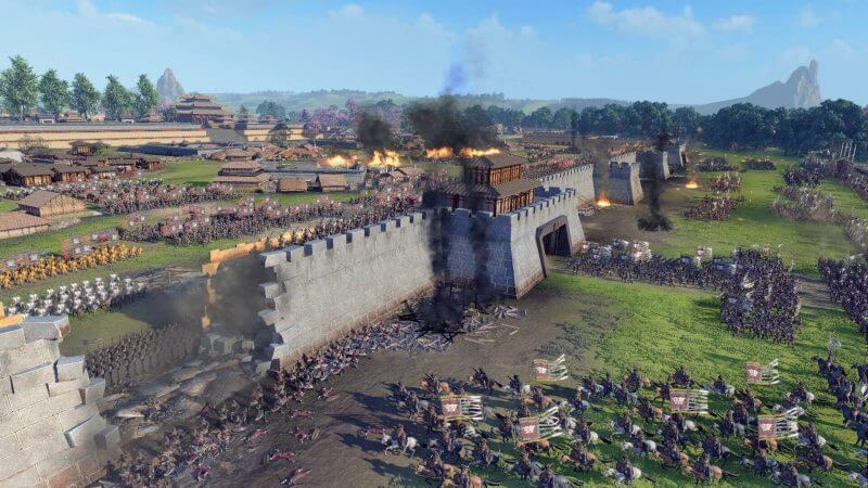 Total War THREE KINGDOMS download torrent free - SKY OF GAMES