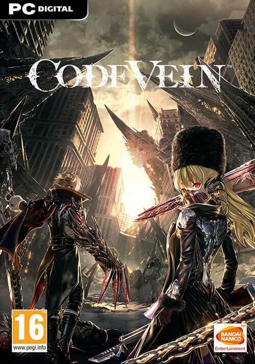 Code Vein download crack featured image