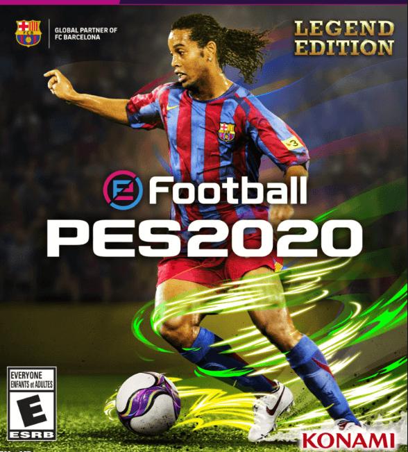 Pes 2020 – name