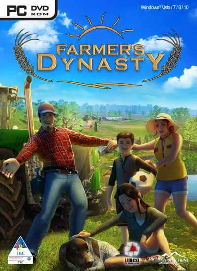 Farmer's Dynasty download crack featured image