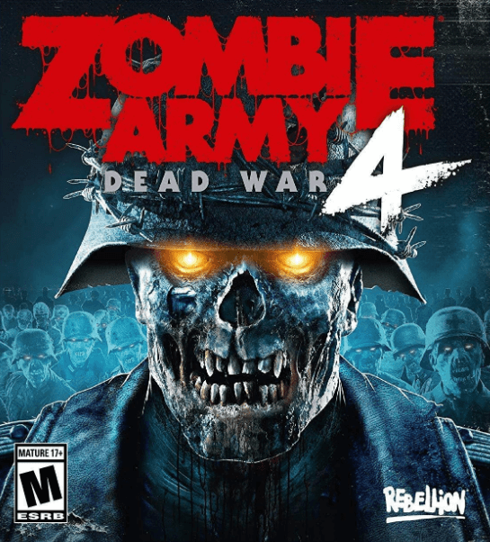Zombie Army 4 Dead War download crack featured image