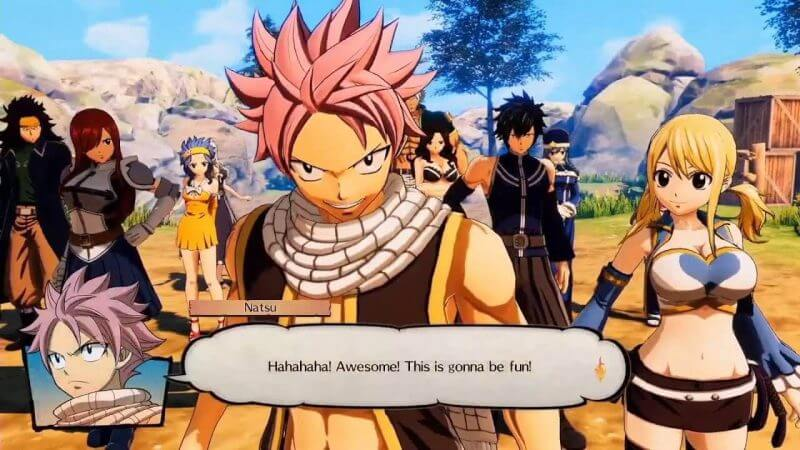Fairy Tail download free