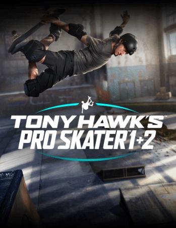 Tony Hawk's Pro Skater 1+2 crack