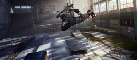 Tony Hawk's Pro Skater 1+2 logo