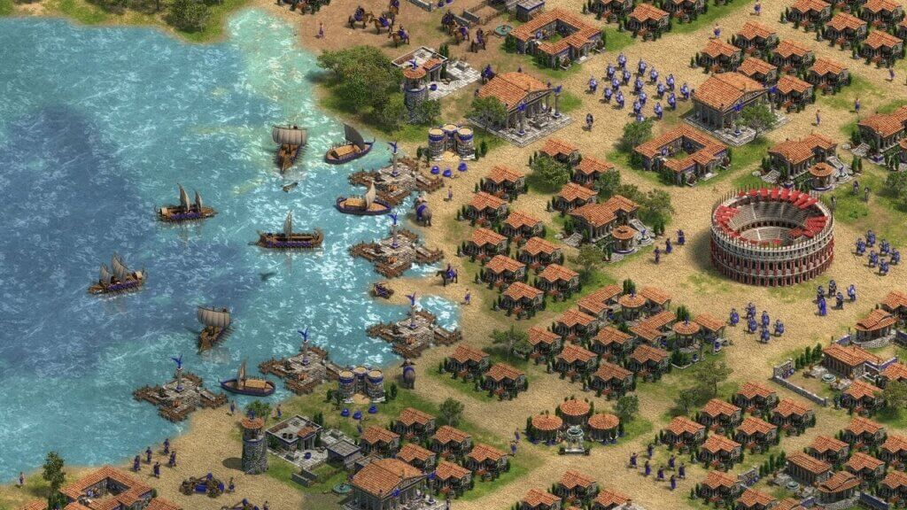 Age of Empires III Definitive Edition download free