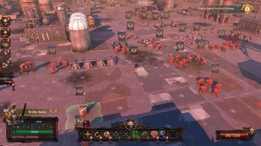Warhammer 40,000 Battlesector download free