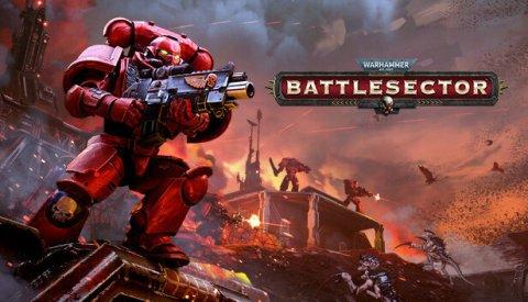 Warhammer 40,000 Battlesector logo
