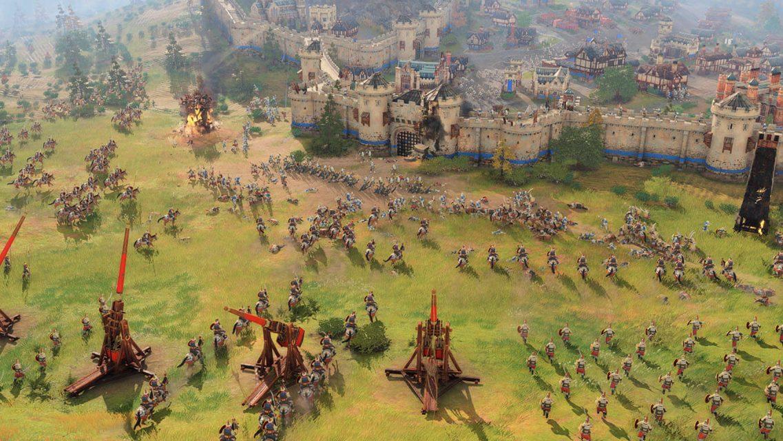 Age of Empires IV logo