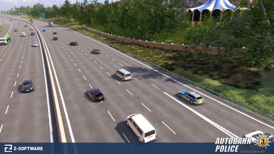 Autobahn Police Simulator 3 download free