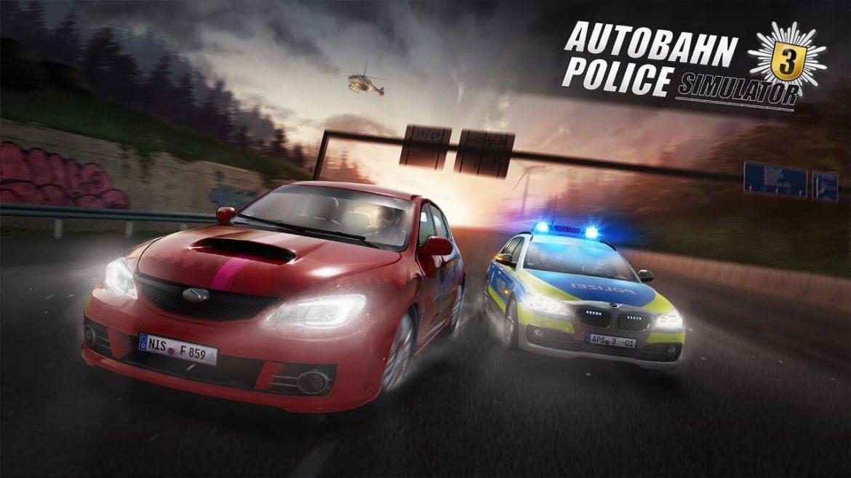 Autobahn Police Simulator 3 logo