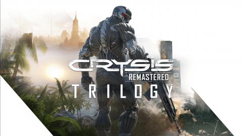 Crysis Remastered Trilogy logo