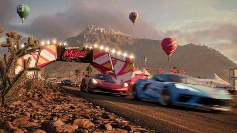 Forza Horizon 5 logo