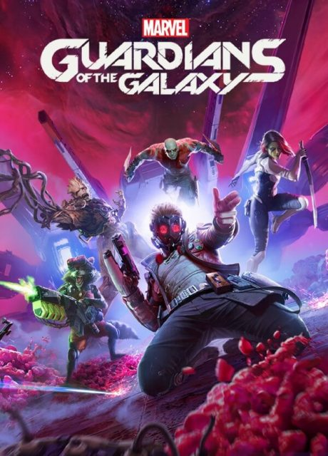 Marvel's Guardians of the Galaxy crack